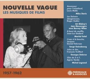 NOUVELLE VAGUE LES MUSIQUES DE FILMS 1957-1962