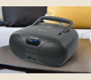 Mini Lecteur CD LIVRE AUDIO FREMEAUX MUSE