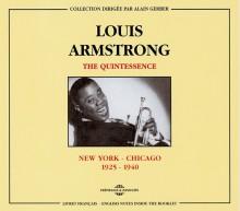 LOUIS ARMSTRONG - QUINTESSENCE VOL 1