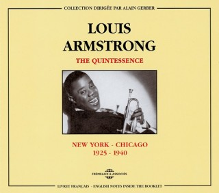 LOUIS ARMSTRONG - QUINTESSENCE VOL 1