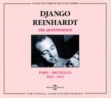 DJANGO REINHARDT - QUINTESSENCE VOL 1