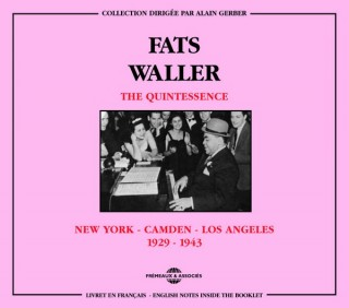 FATS WALLER - QUINTESSENCE