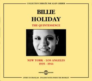 BILLIE HOLIDAY - QUINTESSENCE VOL 1