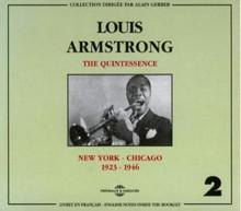 LOUIS ARMSTRONG - QUINTESSENCE VOL 2