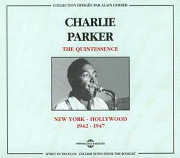 Charlie Parker - Vol. 1 / Cool Blues