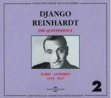 DJANGO REINHARDT - QUINTESSENCE VOL 2