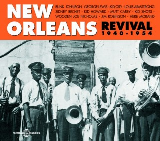 NEW ORLEANS REVIVAL 1940-1954