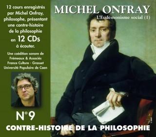 MICHEL ONFRAY - CONTRE HISTOIRE DE LA PHILOSOPHIE VOL 9