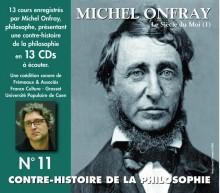 CONTRE HISTOIRE DE LA PHILOSOPHIE VOL 11