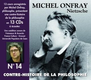 MICHEL ONFRAY - CONTRE HISTOIRE DE LA PHILOSOPHIE VOL 14