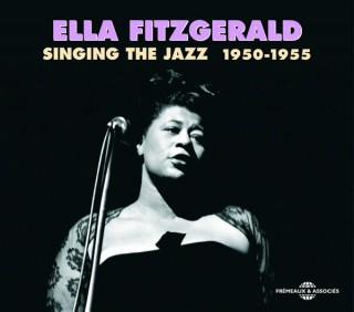 SINGING THE JAZZ 1950-1955