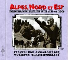 ALPES,NORD ET EST (1930 - 2006)