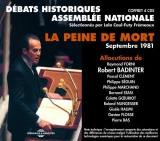 LA PEINE DE MORT - ROBERT BADINTER
