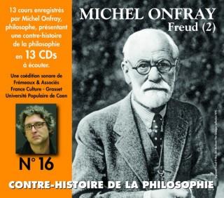 MICHEL ONFRAY - CONTRE HISTOIRE DE LA PHILOSOPHIE VOL 16