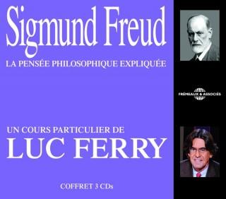 SIGMUND FREUD, UN COURS PARTICULIER DE LUC FERRY