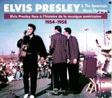 ELVIS PRESLEY FACE À L'HISTOIRE DE LA MUSIQUE AMÉRICAINE 1954-1956