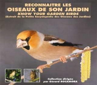 chants d 39 oiseaux reconna tre les oiseaux de son jardin fa702 fr meaux associ s. Black Bedroom Furniture Sets. Home Design Ideas