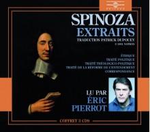 SPINOZA - EXTRAITS DE L'OEUVRE