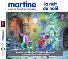 MARTINE LA NUIT DE NOEL! SUIVI DE CINQ AUTRES HISTOIRES