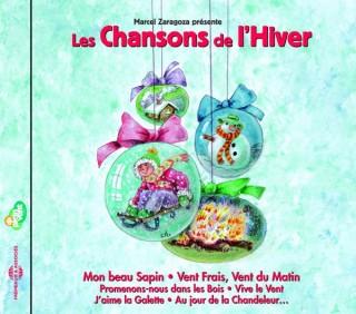 LES CHANSONS DE L'HIVER - MARCEL ZARAGOZA