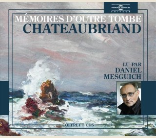 MÉMOIRES D'OUTRE TOMBE - CHATEAUBRIAND