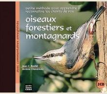 OISEAUX FORESTIERS ET MONTAGNARDS