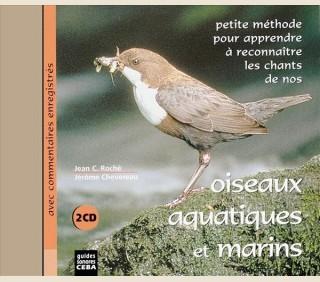 AQUATIC AND MARINE BIRDS