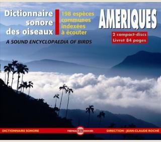 chants d 39 oiseaux dictionnaire sonore des oiseaux d 39 amerique fa608 fr meaux associ s. Black Bedroom Furniture Sets. Home Design Ideas