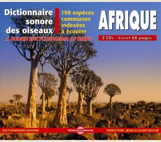 A SOUND ENCYCLOPAEDIA OF BIRDS OF AFRICA