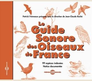 GUIDE SONORE DES OISEAUX DE FRANCE