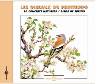 BIRDS OF SPRING - 16 NATURAL CONCERTS