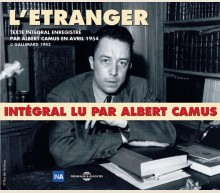 L'ETRANGER - LU PAR ALBERT CAMUS