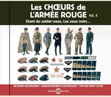 LES CHOEURS DE L'ARMÉE ROUGE DE BORIS ALEXANDROV
