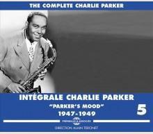 CHARLIE PARKER - INTEGRALE VOL 5