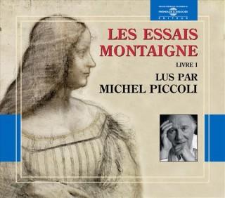 LES ESSAIS - MONTAIGNE - Vol 1 ( Livre I)