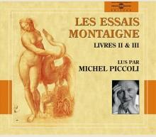 LES ESSAIS - MONTAIGNE - Vol 2 (Livres II et III)