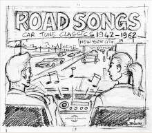 ROAD SONGS CAR TUNE CLASSICS 1942-1962