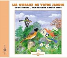 OUR FAVORITE GARDEN BIRDS