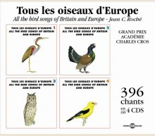 ALL THE BIRD SONGS OF BRITAIN AND EUROPE