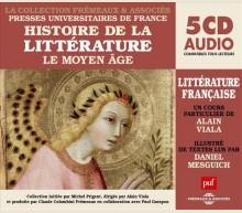 HISTOIRE DE LA LITTÉRATURE FRANÇAISE VOL 1 (COLLECTION PUF-FRÉMEAUX)