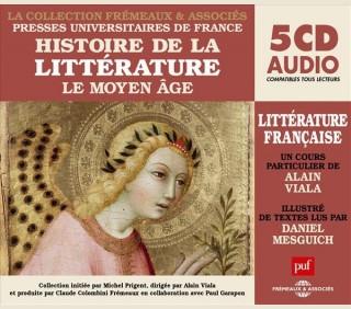 HISTOIRE DE LA LITTÉRATURE FRANÇAISE Volume 1