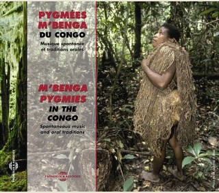 M'BENGA PYGMIES IN THE CONGO
