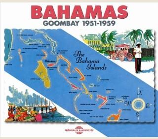 BAHAMAS 1951-1959