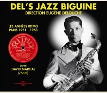 DEL'S JAZZ BIGUINE 1951-1953 - EUGENE DELOUCHE