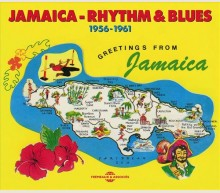 JAMAICA RHYTHM & BLUES 1956-1961