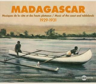 MADAGASCAR - MUSIC OF THE COAST AND HIGHLANDS