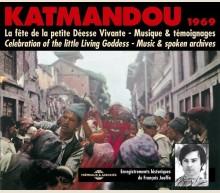 KATMANDOU 1969 - LA FÊTE DE LA PETITE DÉESSE VIVANTE