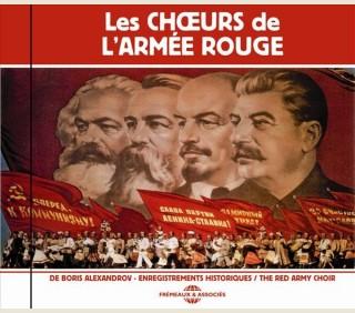 LES CHOEURS DE L'ARMÉE ROUGE DE BORIS ALEXANDROV - VOL 1