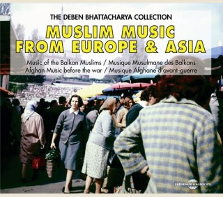 MUSLIM MUSIC FROM EUROPE & ASIA