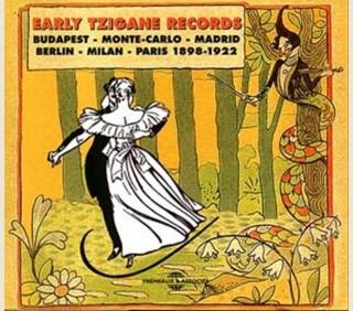 EARLY TZIGANE RECORDS